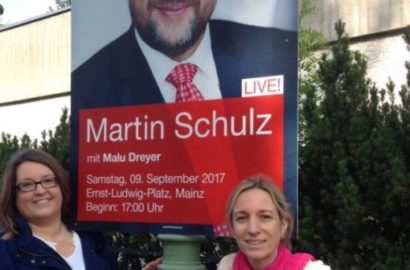 Martin Schulz am 9.9. in Mainz